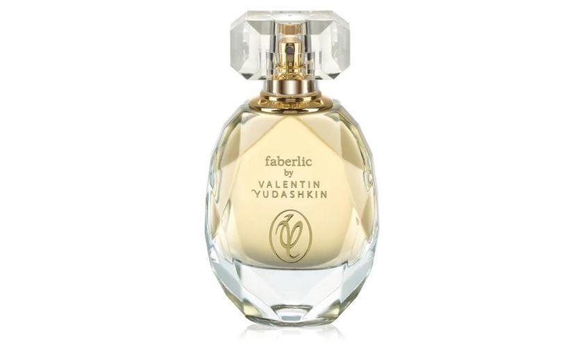 Faberlic-valentin -yudashkin-gold