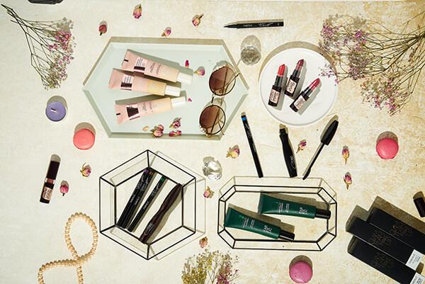 Шаг 5 набор косметики для макияжа