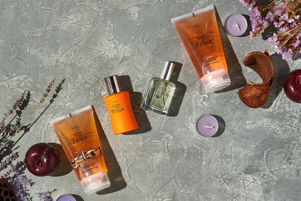 Шаг 9 парфюмерия Фаберлик